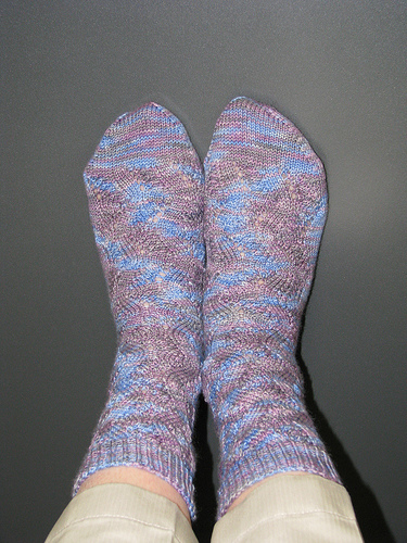 Heartache socks