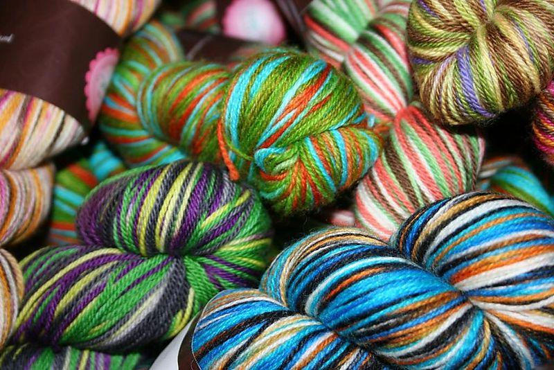 Yarn love pile