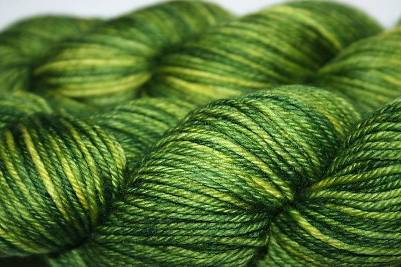 Jade - worsted 2