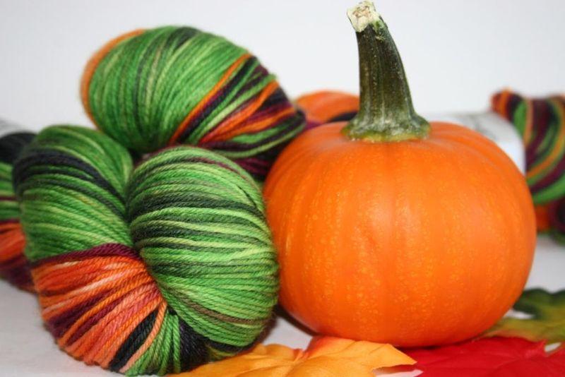 Pumpkin head - dd 2