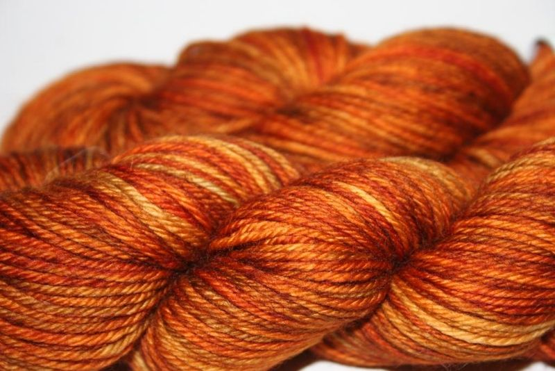 Ginger b - madtosh worsted new