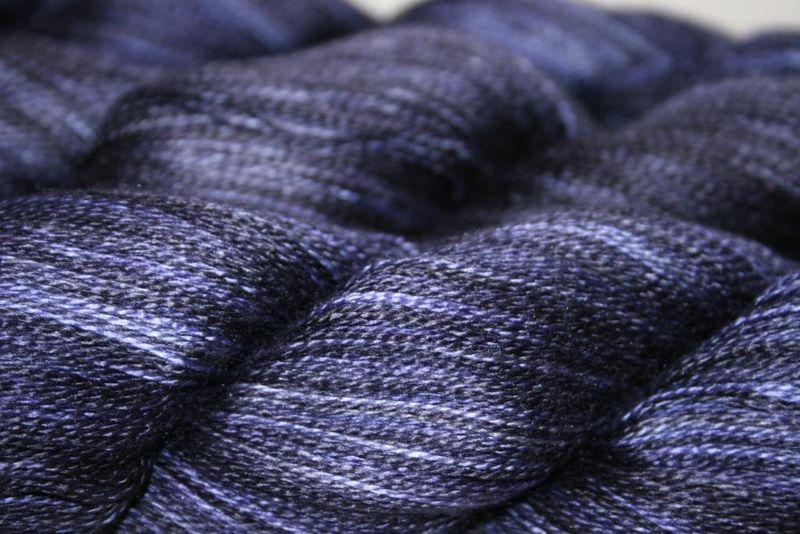 Clematis - madtosh pure silk