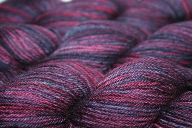 Black currant a - madtosh worsted