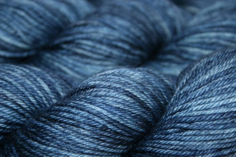 Ink- madtosh worsted new