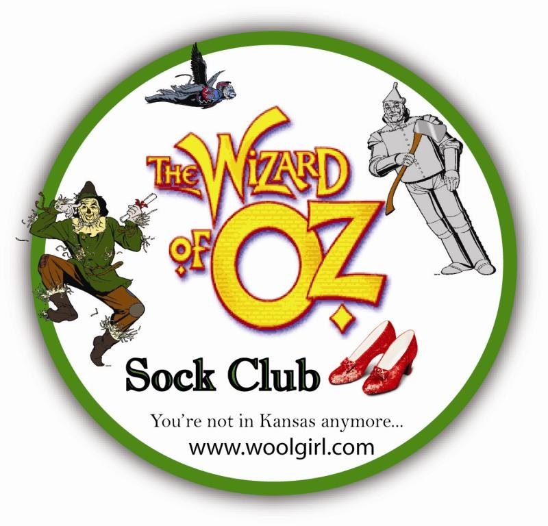 Oz sock club logo