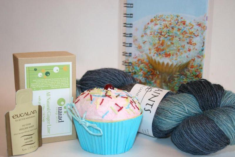 Sheepaints cupcake prize