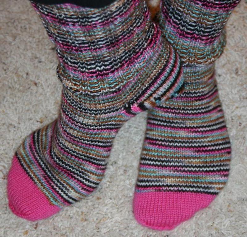 Woolgirl socks2