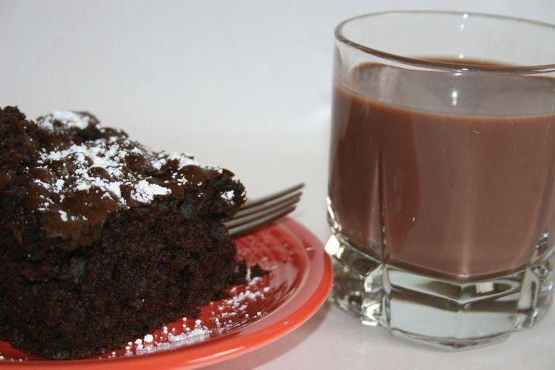 Choco cake 2