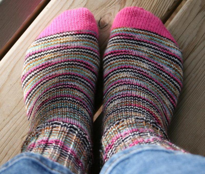 Woolgirl socks