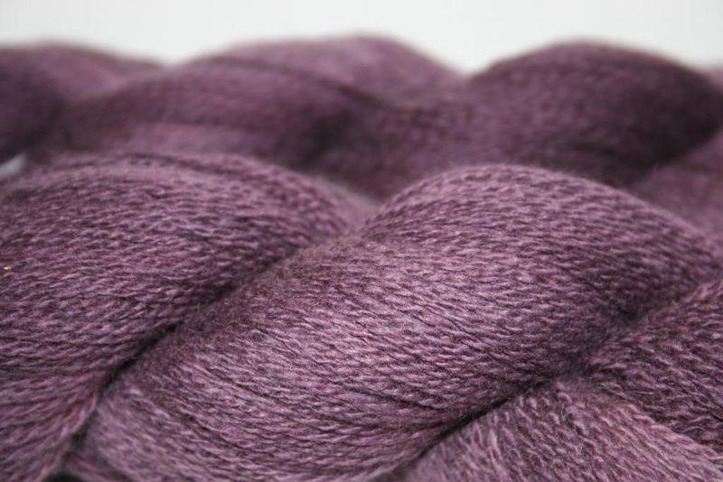 Purple - cashmere lace 2