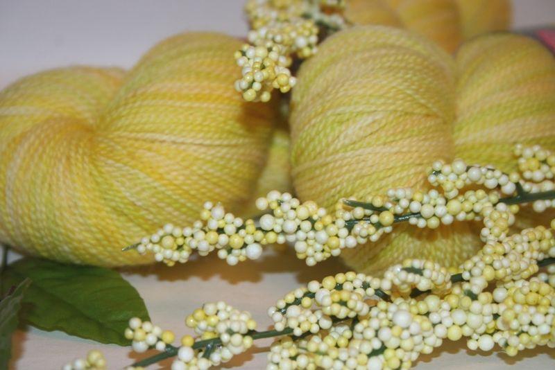 Daffodil buttercream - blog 2
