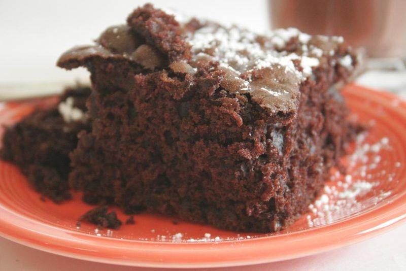 Choco cake - blog