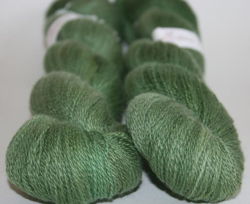 Forest floor - cashmere lace