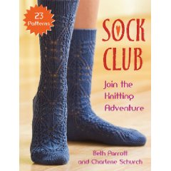 Sock club book