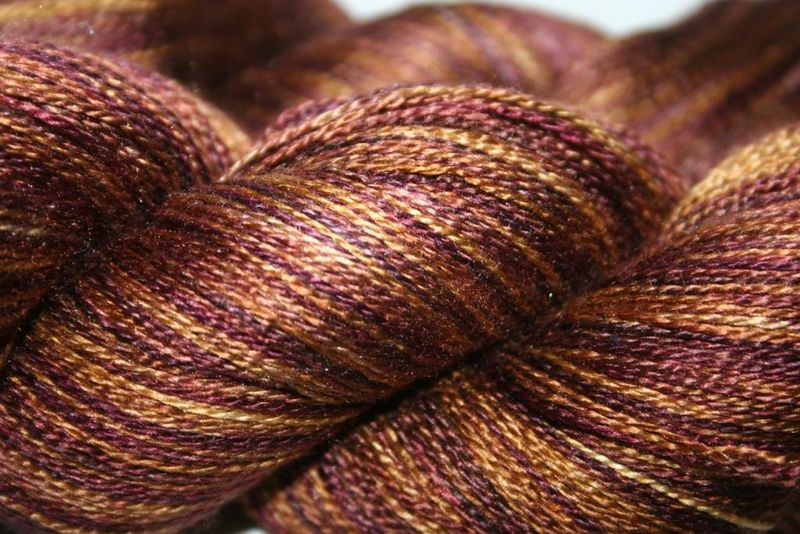 Madtosh silk lace 2
