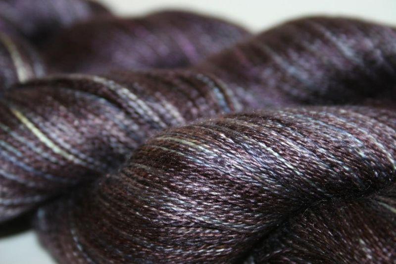 Silk lace 2