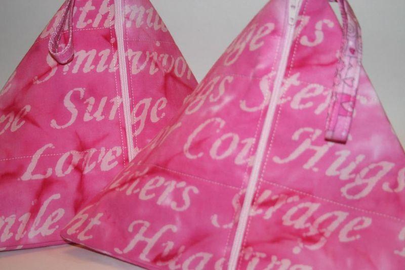 Breast cancer - courage survive bag
