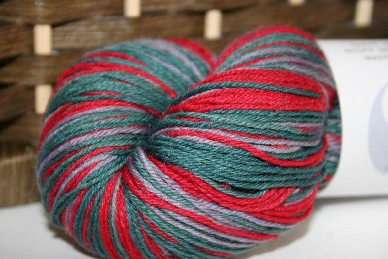 Pinstripe red - sas