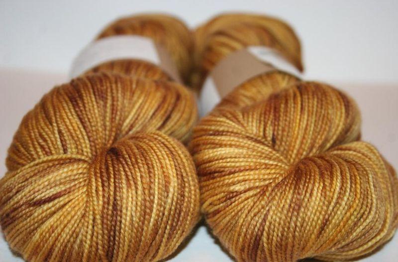 Cornhusk - wool candy