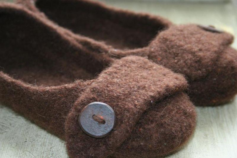 Jean slippers 5