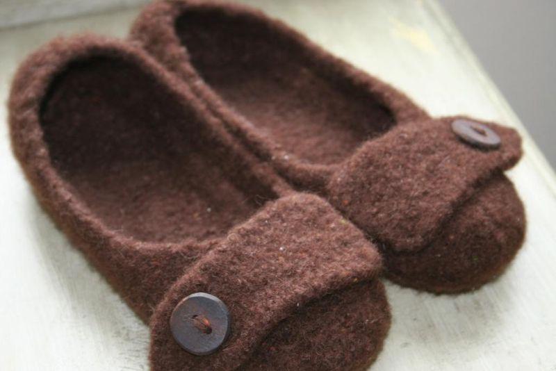 Jean slippers 2