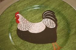 Rooster_plate