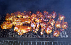 Applebbqsaucechicken